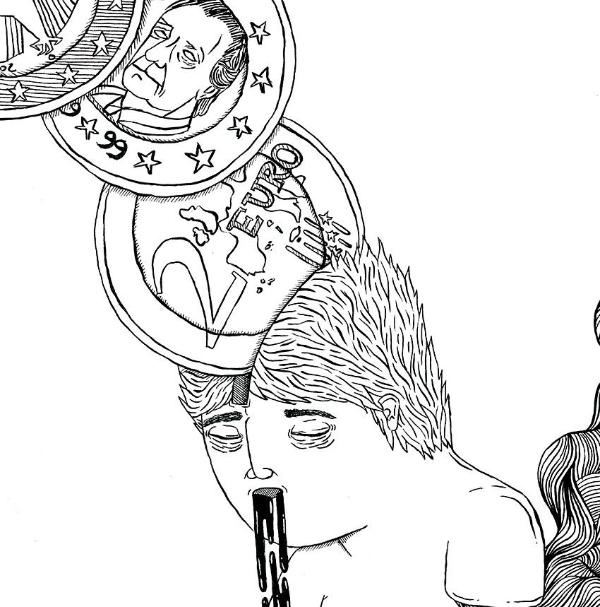 toxicidad del sistema dibujo, byron maher
