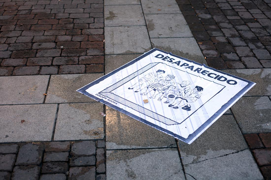Dérober Ágora, Gentrificación, Street Art, Byron Maher, Julia Eme